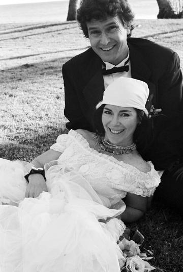 Yvonne + David